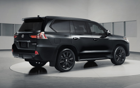 Lexus gets Inspiration for 2019 LX SUV | Autofile ca