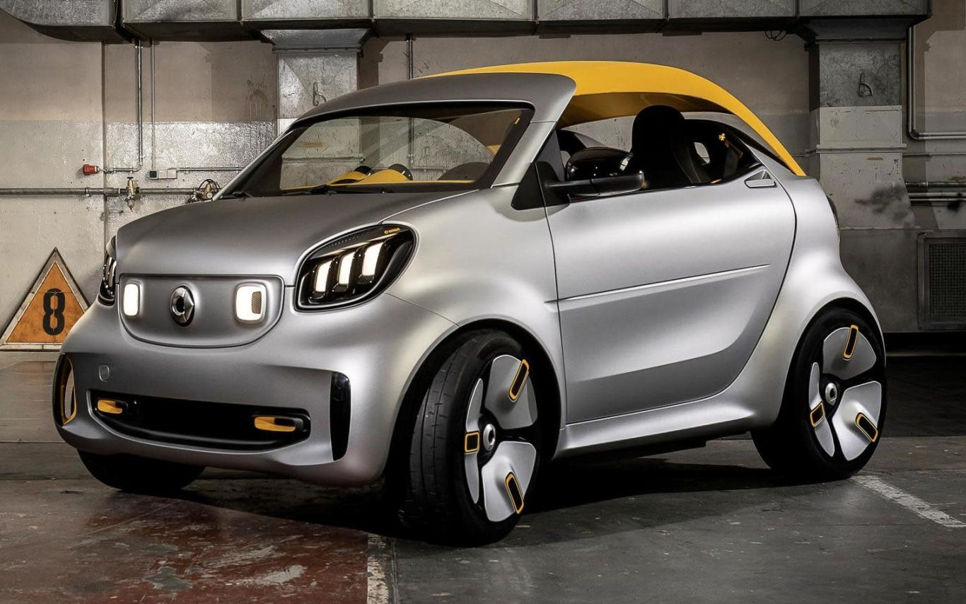 Smart opens up new possibility for Fortwo