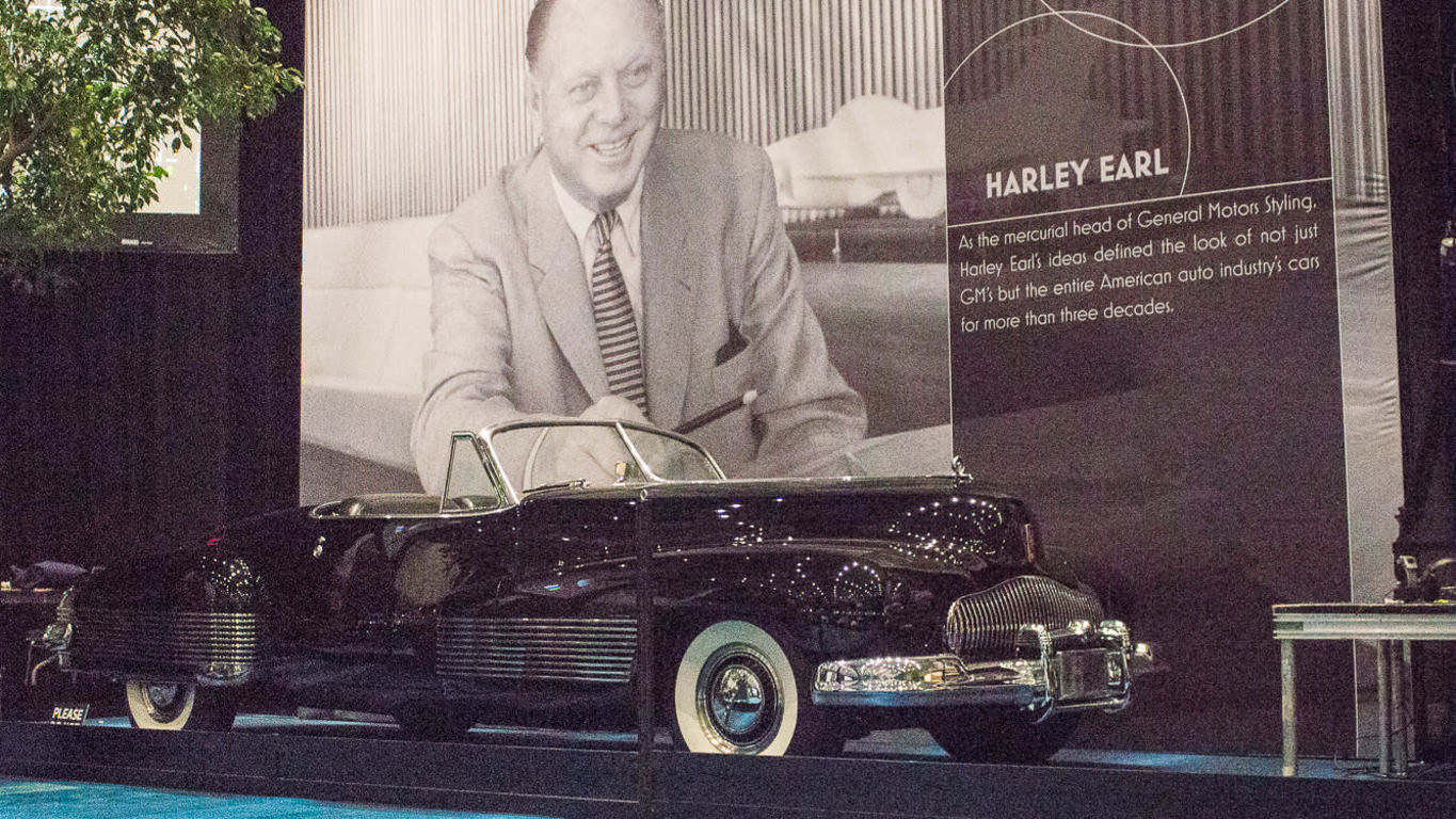 Classic car ICONS play starring role at 2019 Toronto auto show