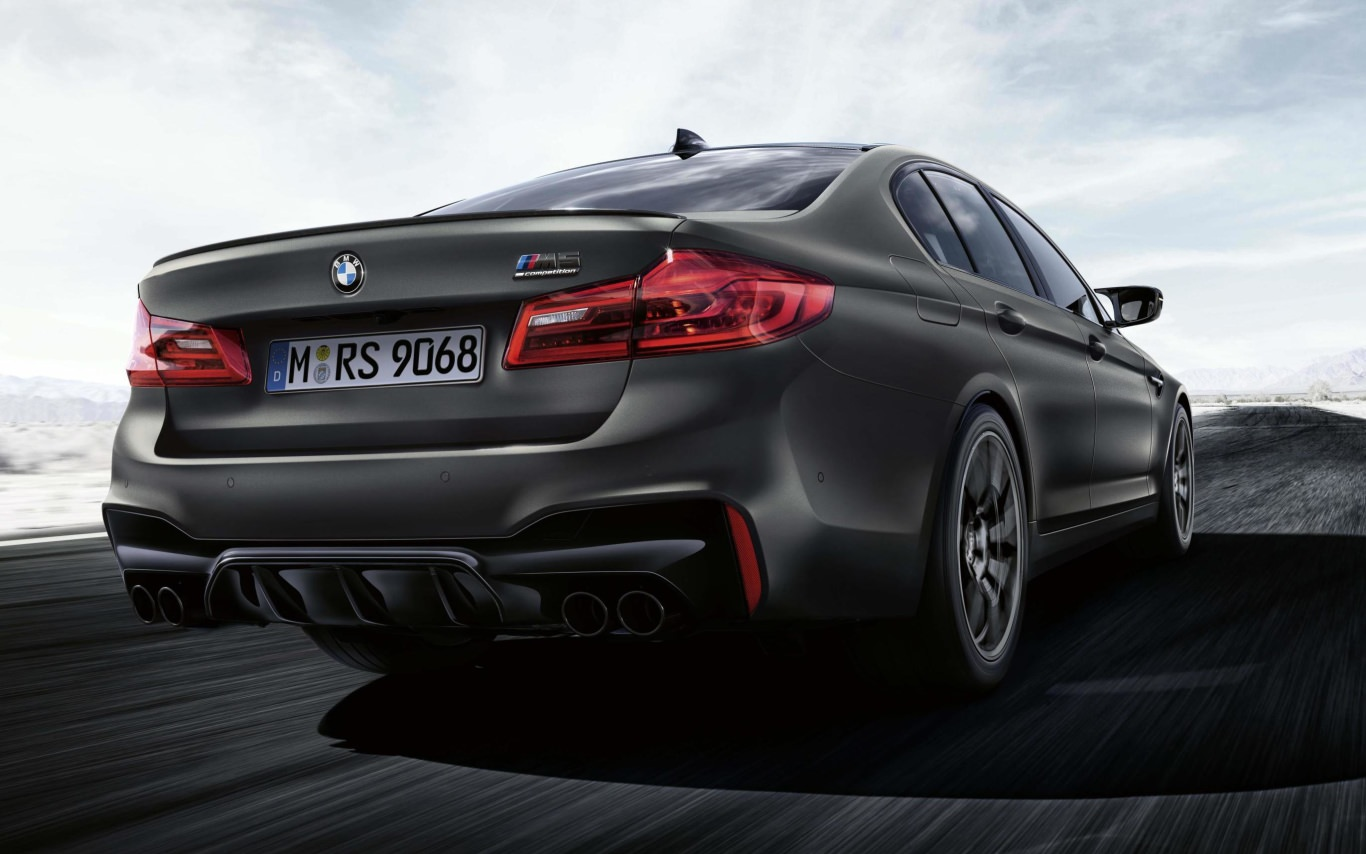BMW celebrates 35 years of M5 with limited edition