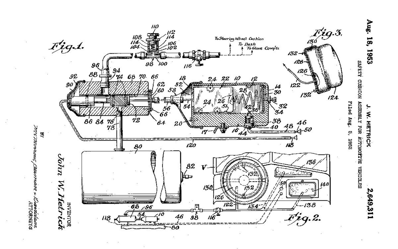 Gallery 20 Auto Technologies Older Than You May Think Starting Circuit Diagram For The 1951 52 Cadillac All Models