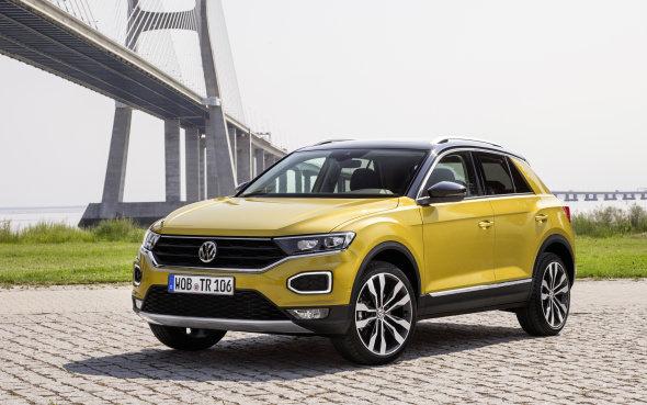 We drive the unobtainable 2018 Volkswagen T-Roc | Autofile ca