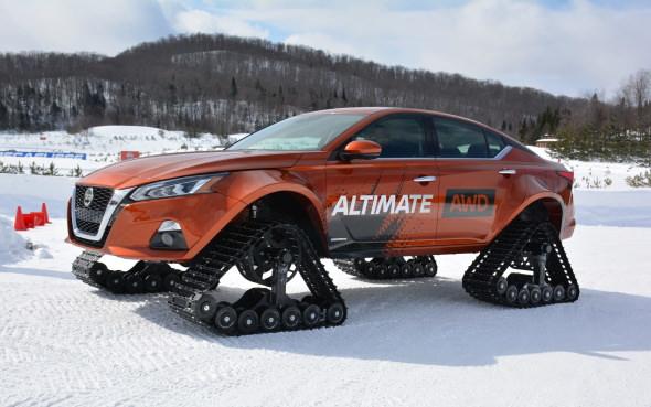 Automotive Brand - Nissan   Autofile ca