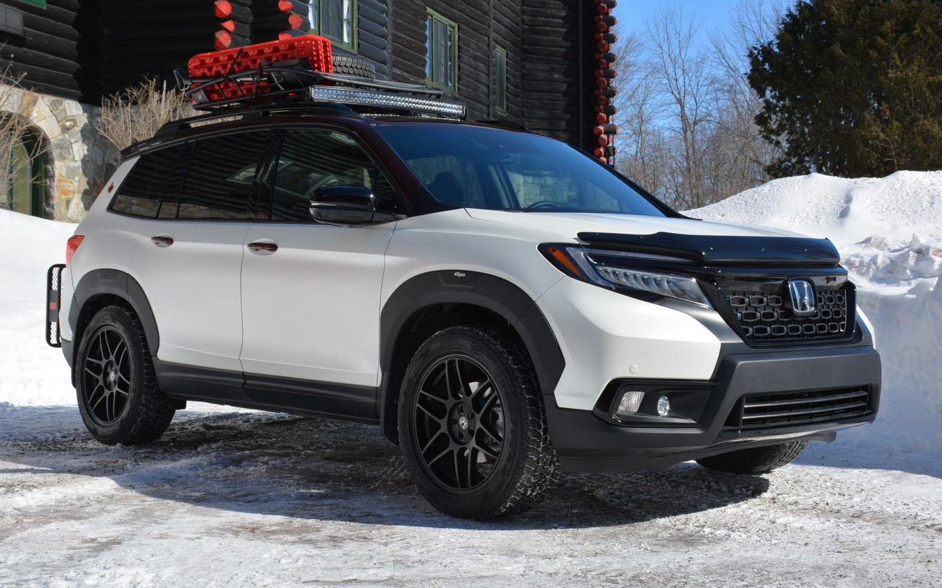 FIRST DRIVE: 21 things Honda packed into 2019 Passport