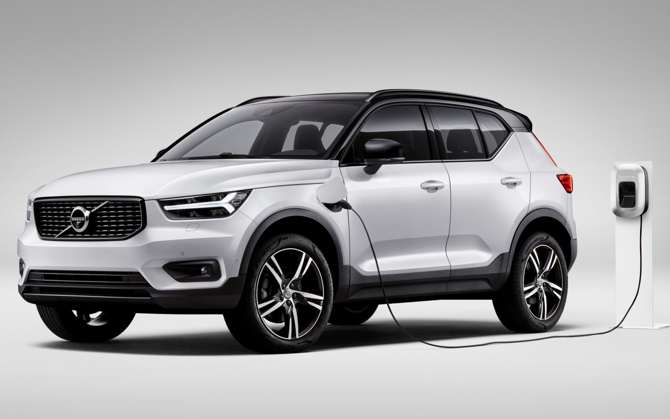 Volvo is the first automaker with a PHEV of every model