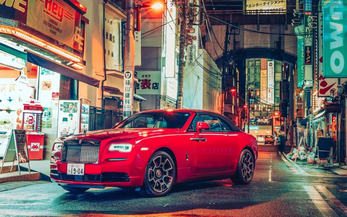 Rolls Royce Black Badges Seen In New Light Autofile Ca