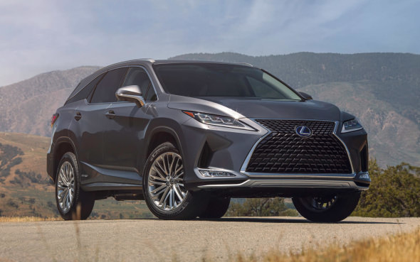 Lexus refreshes RX for 2020 | Autofile ca