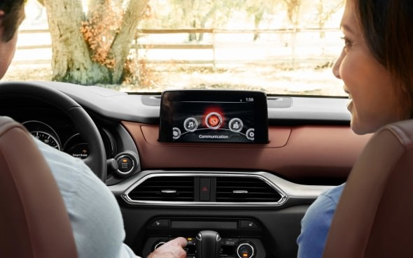 Mazda finally gets around to Android and Apple integration