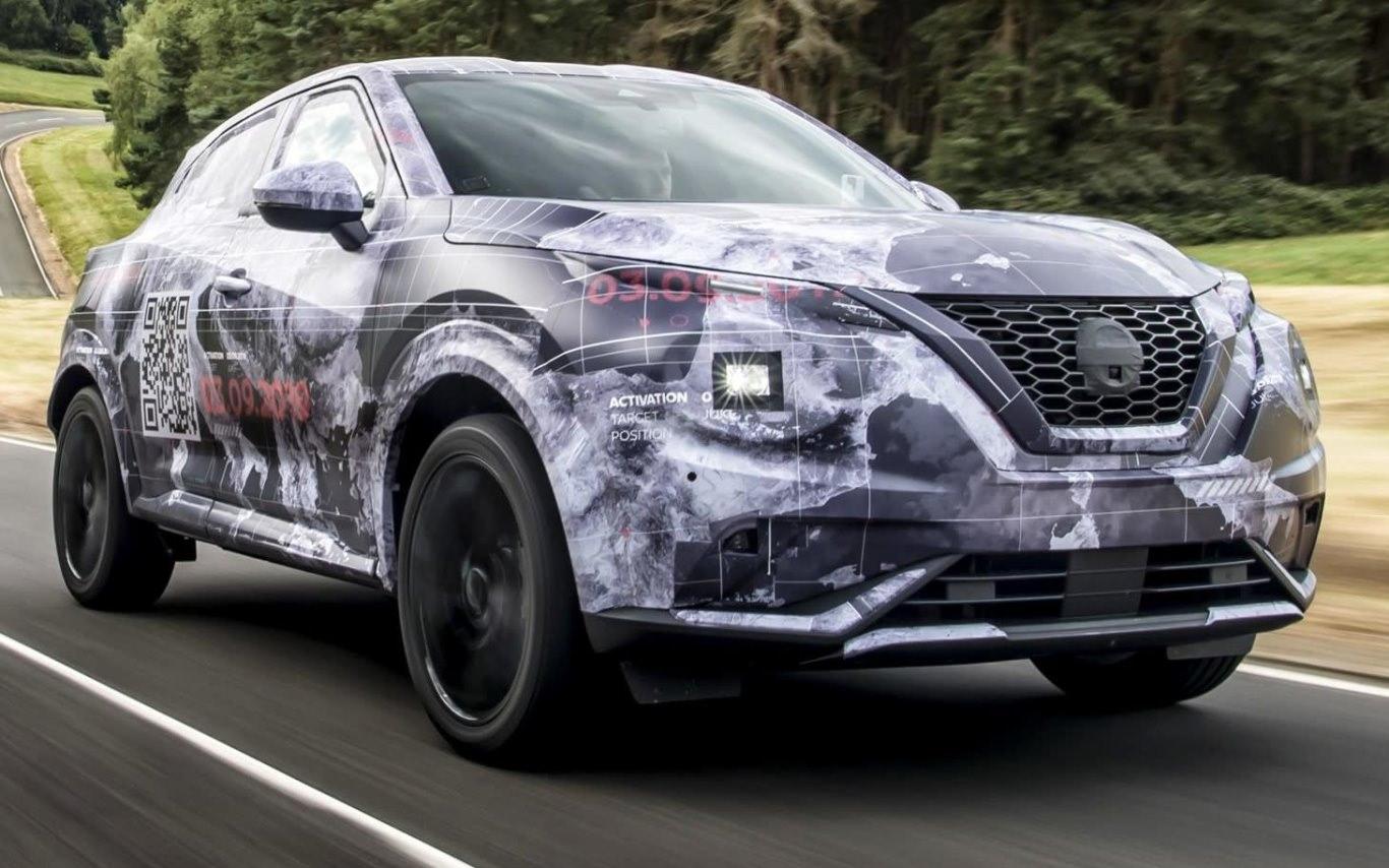Nissan ready to unveil new-generation Juke