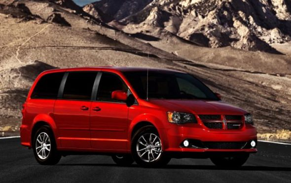 Dodge Grand Caravan To Be Scrapped Autofile Ca