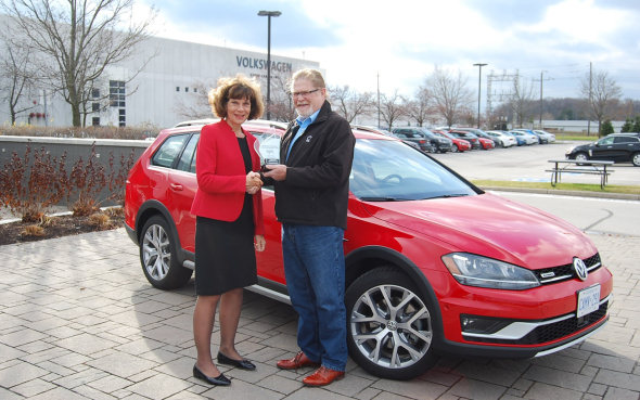 VW Alltrack and Subaru Forester claim top Canadian honours
