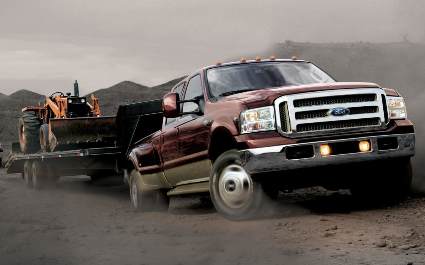 Ford Super Duty pickups nearly sweep Top-10 most stolen vehicles