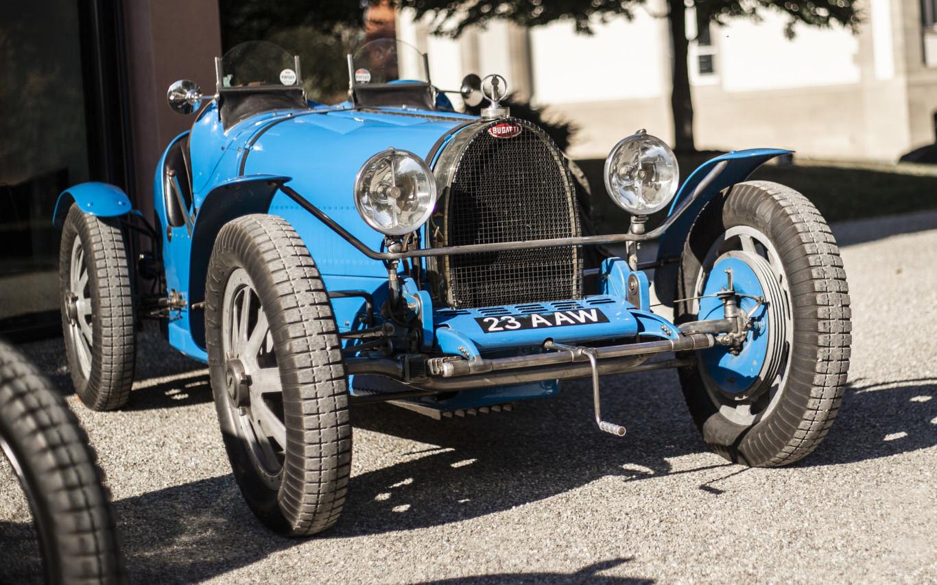 Legendary Bugatti Type 35 was virtually unbeatable
