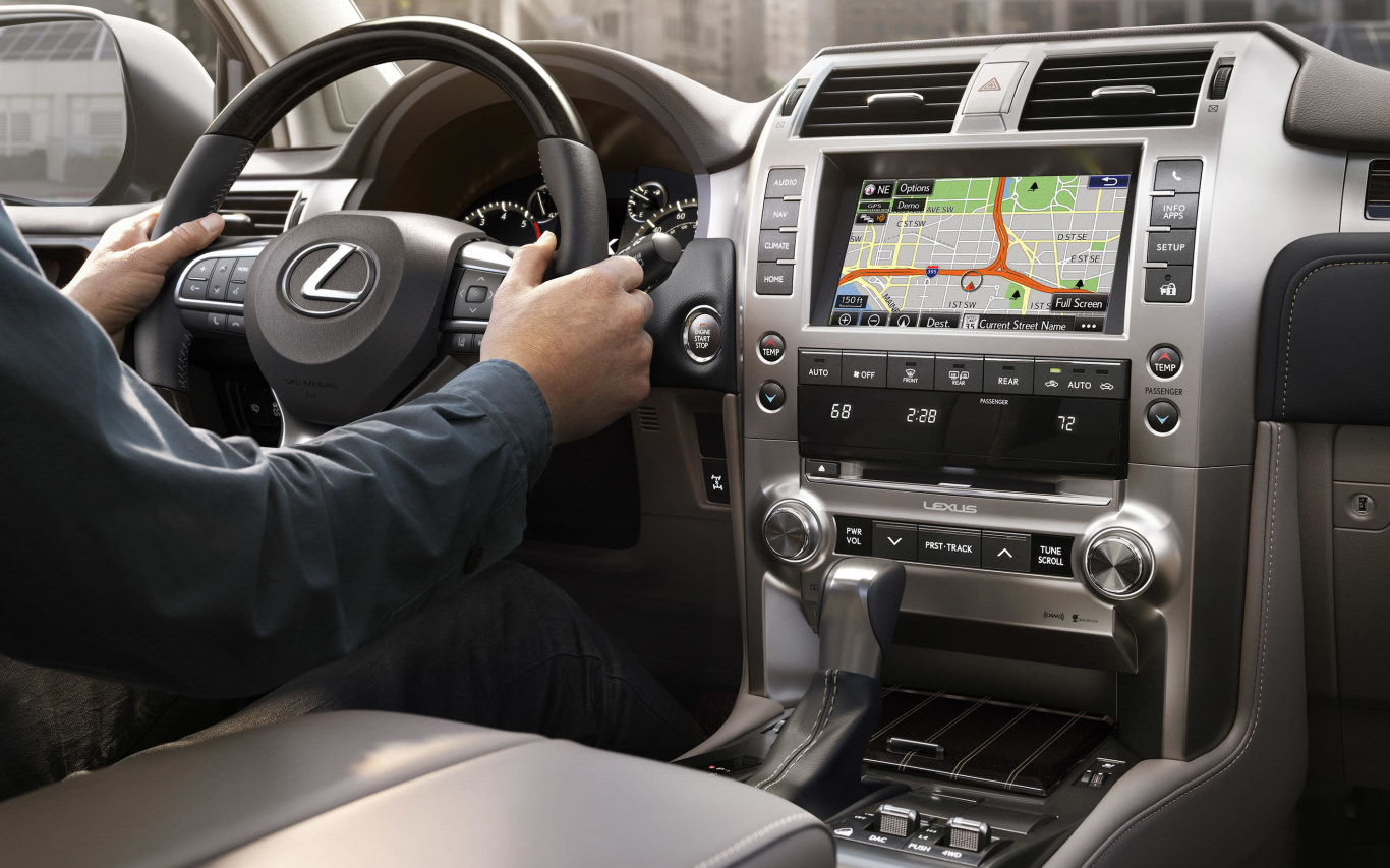 Lexus improves off-road prowess of GX 460