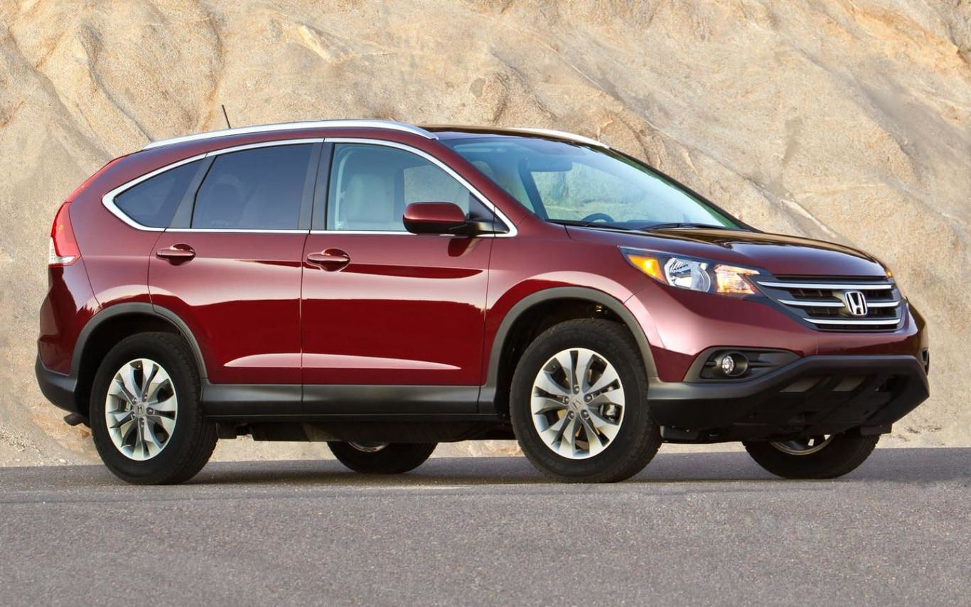 The good and bad of buying a used Honda CR-V   Autofile ca
