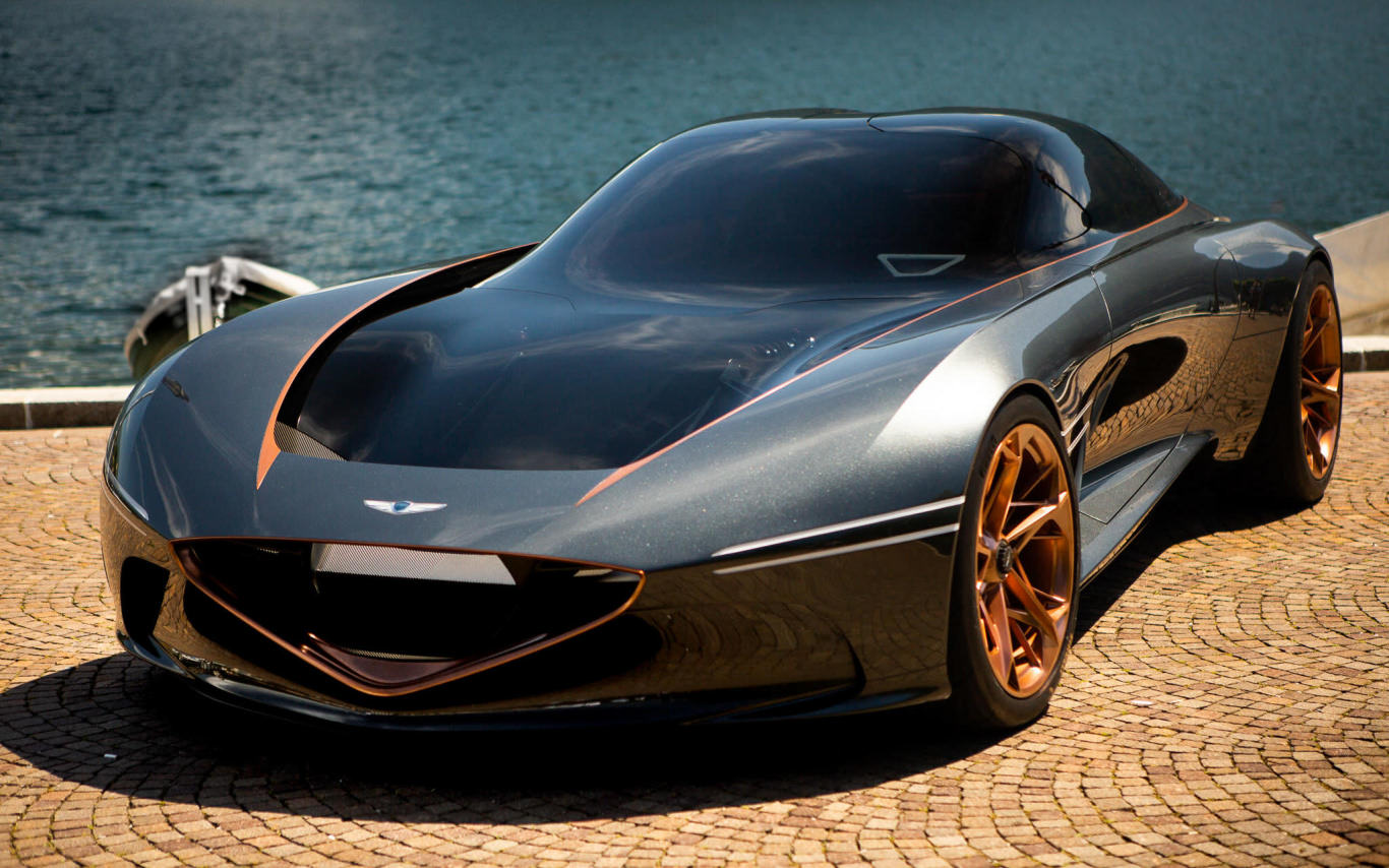 Genesis Essentia Concept wins top design award