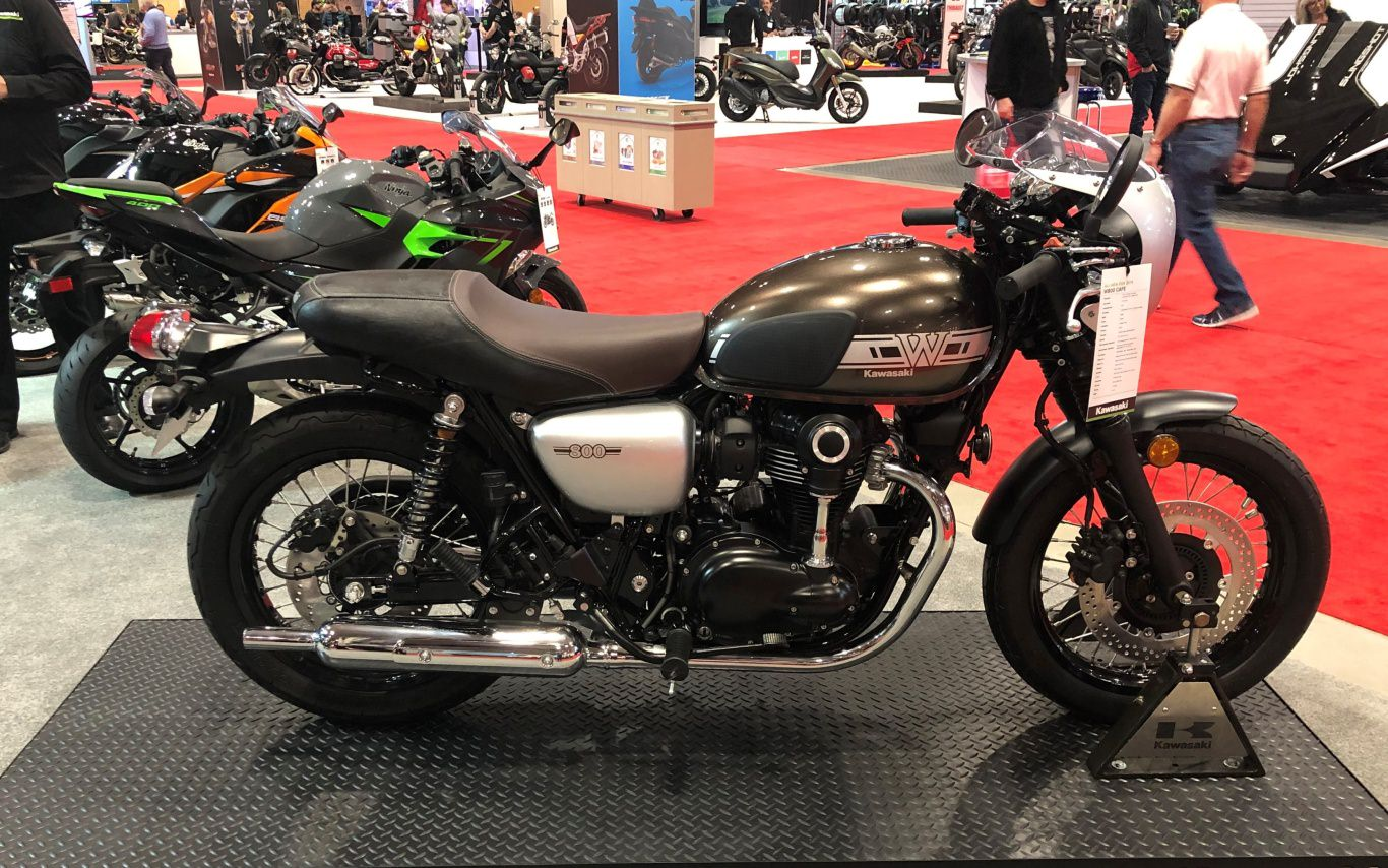 What's new on the motorcycle scene for 2019