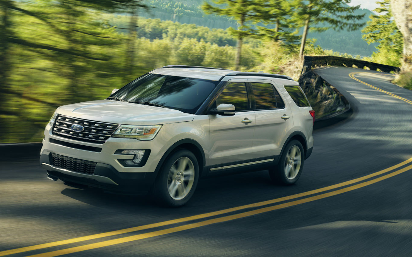 Sharp seat tracks force Ford to recall 2017 Explorer in Canada