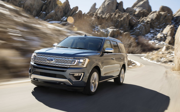 QUICK TAKE: Ford's all-new 2018 Expedition | Autofile ca