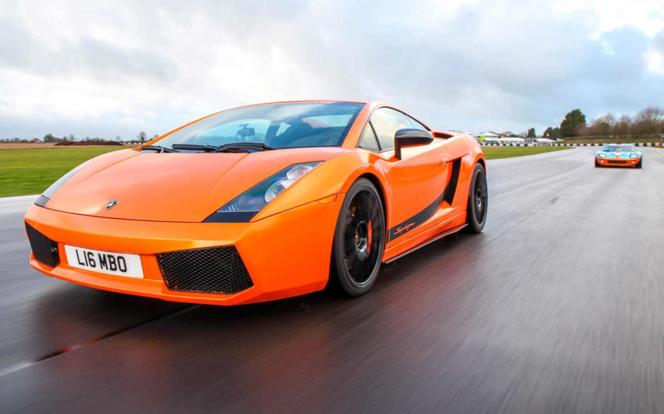 Lamborghini Gallardo most desirable for 11-year-olds