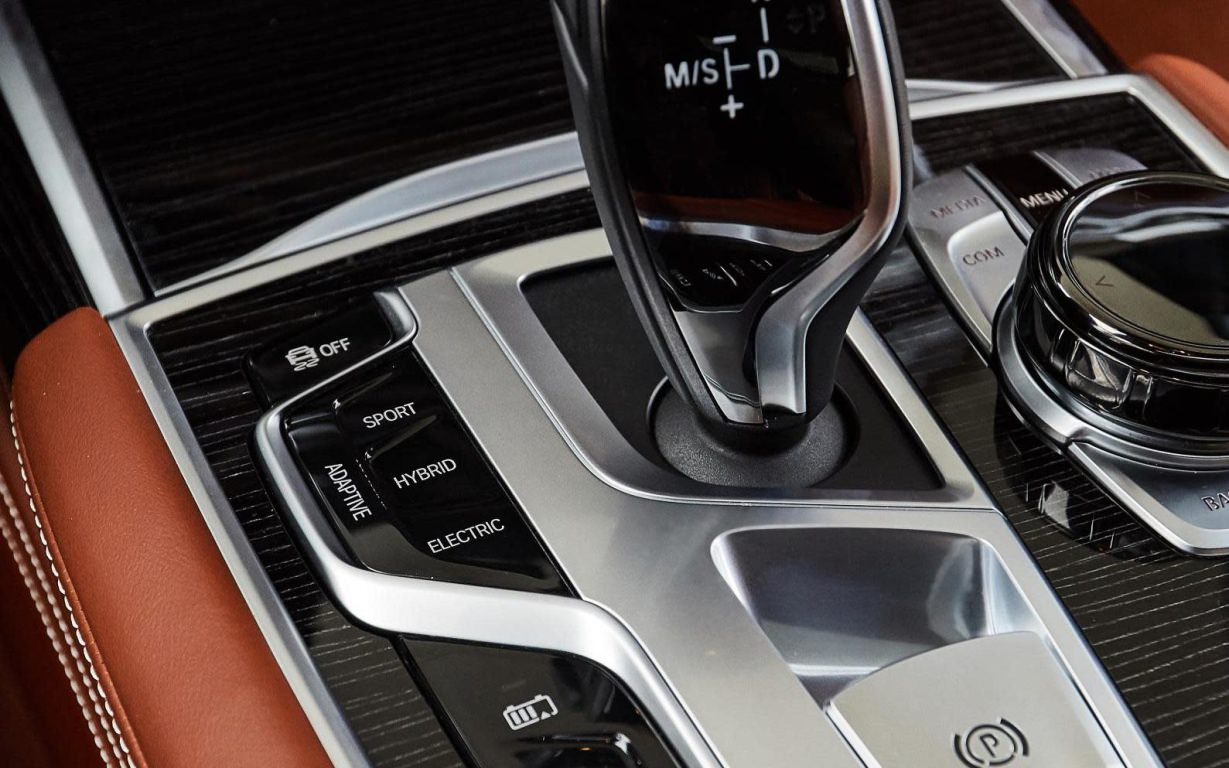 New BMW 7 Series gets a boost