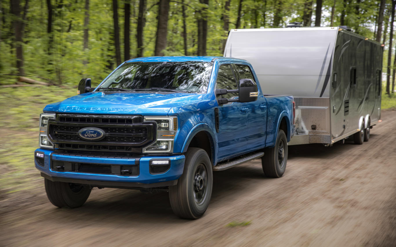 Ford recalls 33,000 2019 Super Duty and 10,655 2020 Explorer