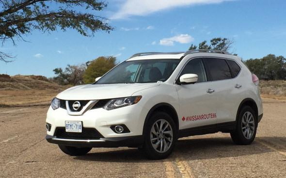 Nissan recalls Rogues over CVT problems   Autofile ca