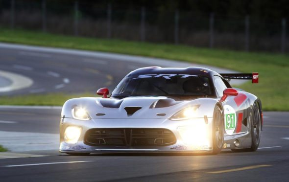 2013 Viper returns to racing | Autofile ca