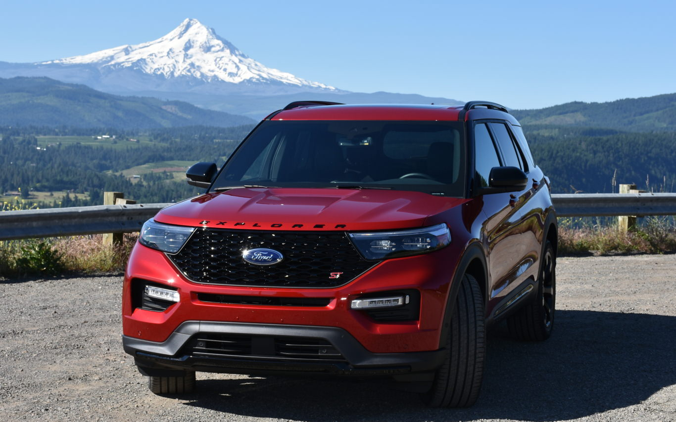 FIRST DRIVE: New Explorer ST makes driving an SUV pure fun