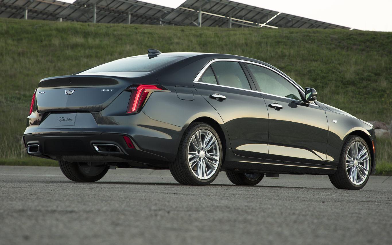 Cadillac launches 2020 CT4 sport sedan through social media
