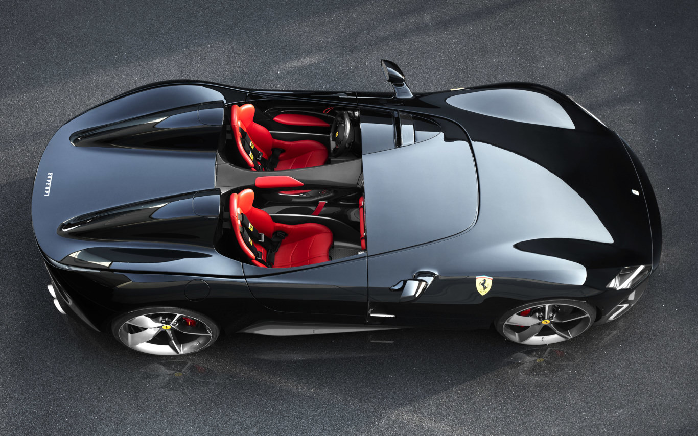 Ferrari to debut 3 project cars at Goodwood