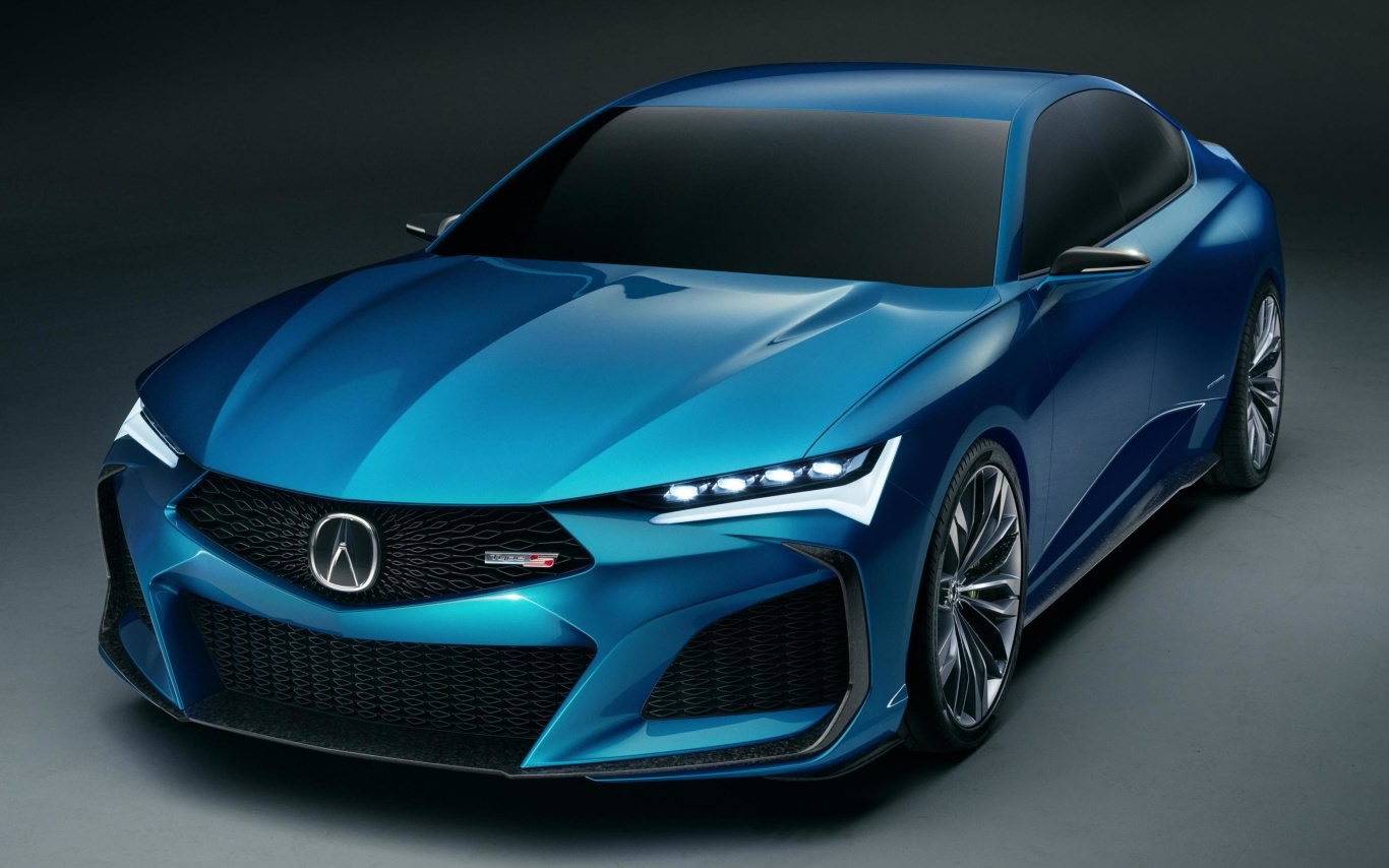 Acura resurrects Type S for Monterey Car Week