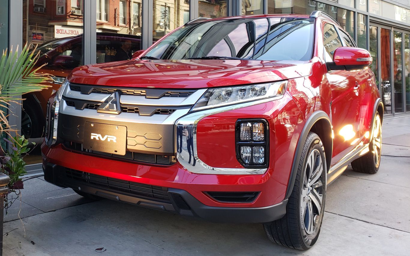 FIRST LOOK: 5 things worth knowing about the 2020 Mitshubishi RVR