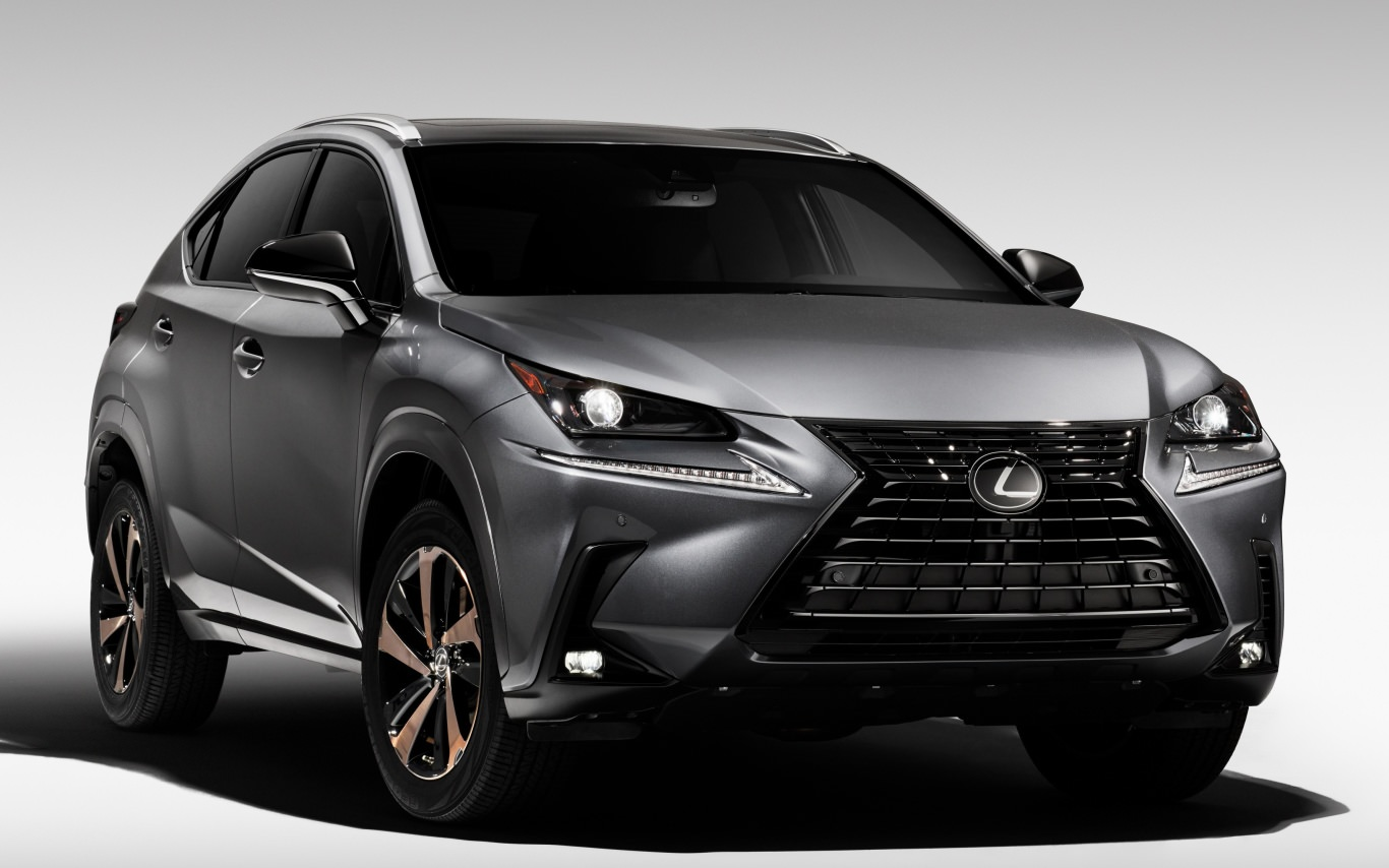 bronze is the new black for 2020 lexus nx 300 | autofile.ca