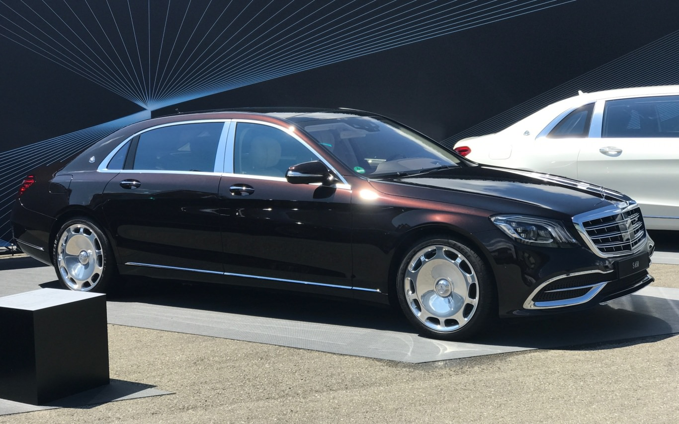 first look: 2018 mercedes-maybach s650 and pullman | autofile.ca