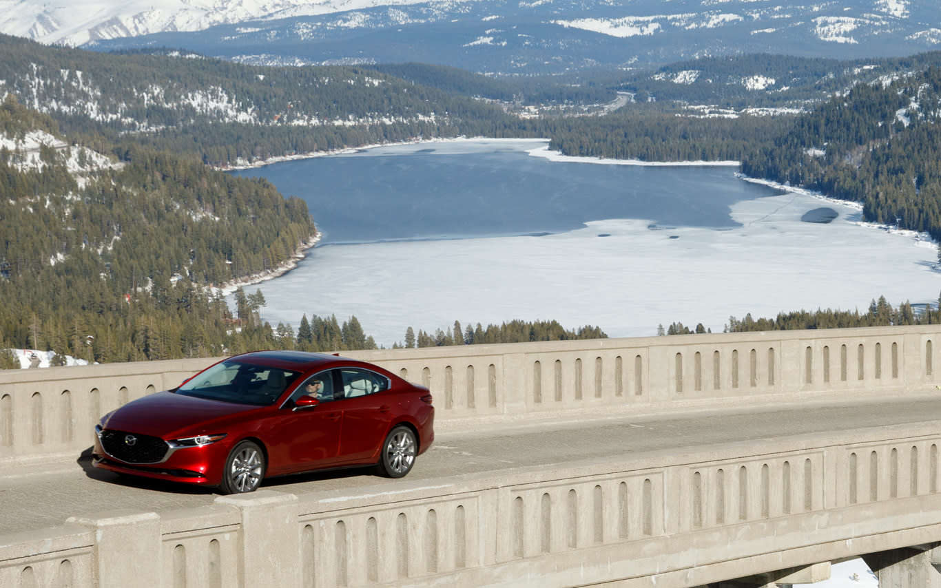 18 reasons to consider a new Mazda3 with AWD