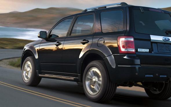 Should you buy a used Ford Escape?   Autofile ca