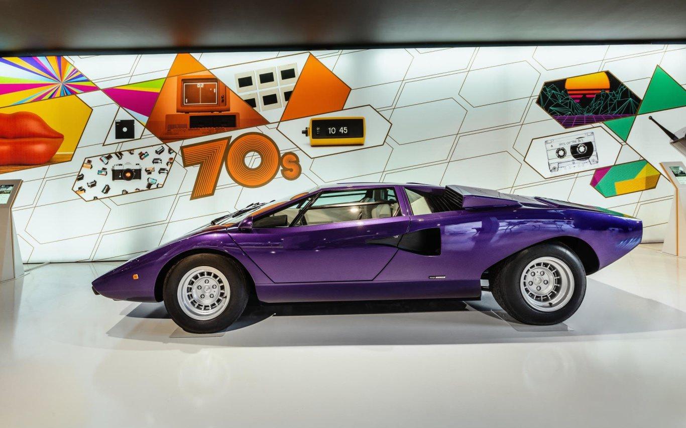 Lamborghini Museum Gets Update And A New Name Autofile Ca