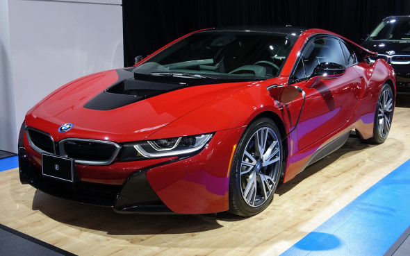 The Most Spectacular Eye Candy At The Montreal Auto Show Autofile Ca