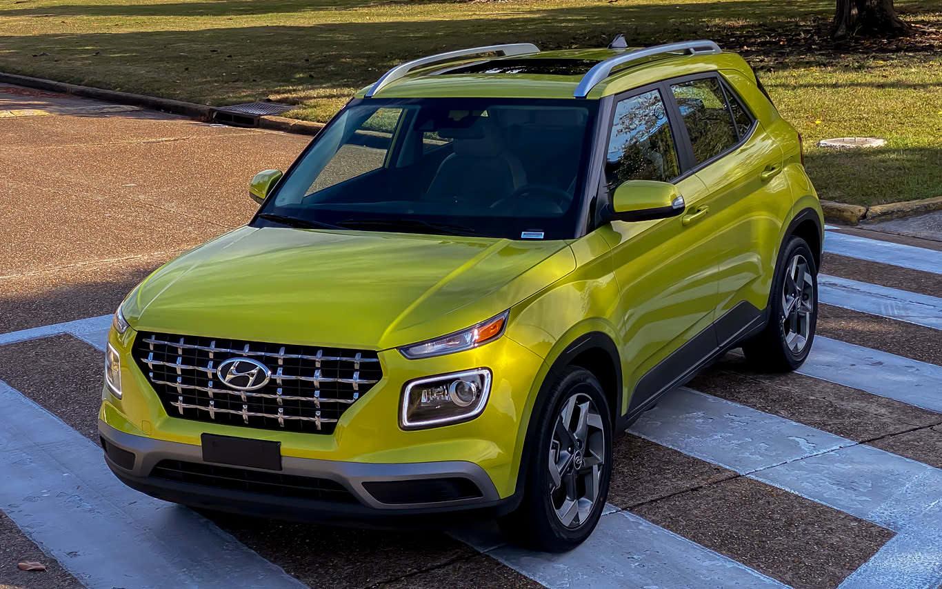 FIRST DRIVE: 2020 Hyundai Venue an urban runabout for millennials