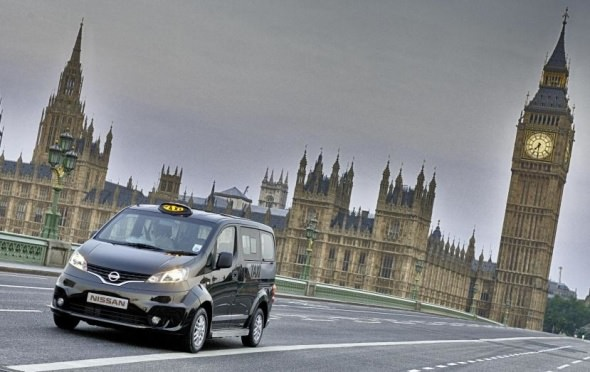 Nissan gets serious about the taxi business | Autofile ca
