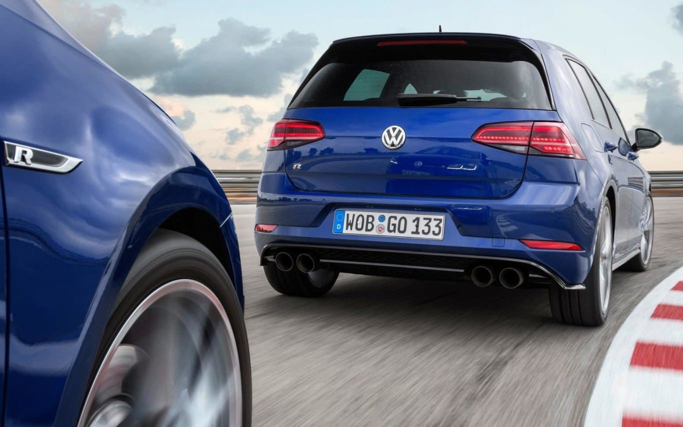 Volkswagen continues logo redesigns with new R branding