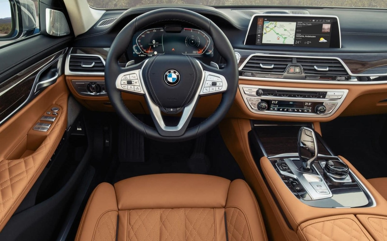 BMW 7 Series reaches new heights with Alpina B7