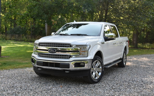 FIRST DRIVE: The updated, uprated 2018 Ford F-150 lineup | Autofile ca