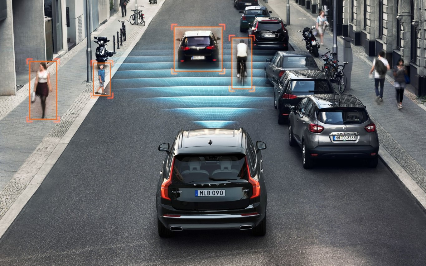 Volvo new initiatives to further road safety