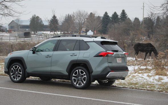 First Look 2019 Toyota Rav4 Gets New Production Plant Autofile Ca