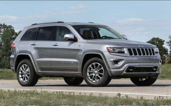 ROAD TEST: The $70,000 Jeep Grand Cherokee Diesel | Autofile ca