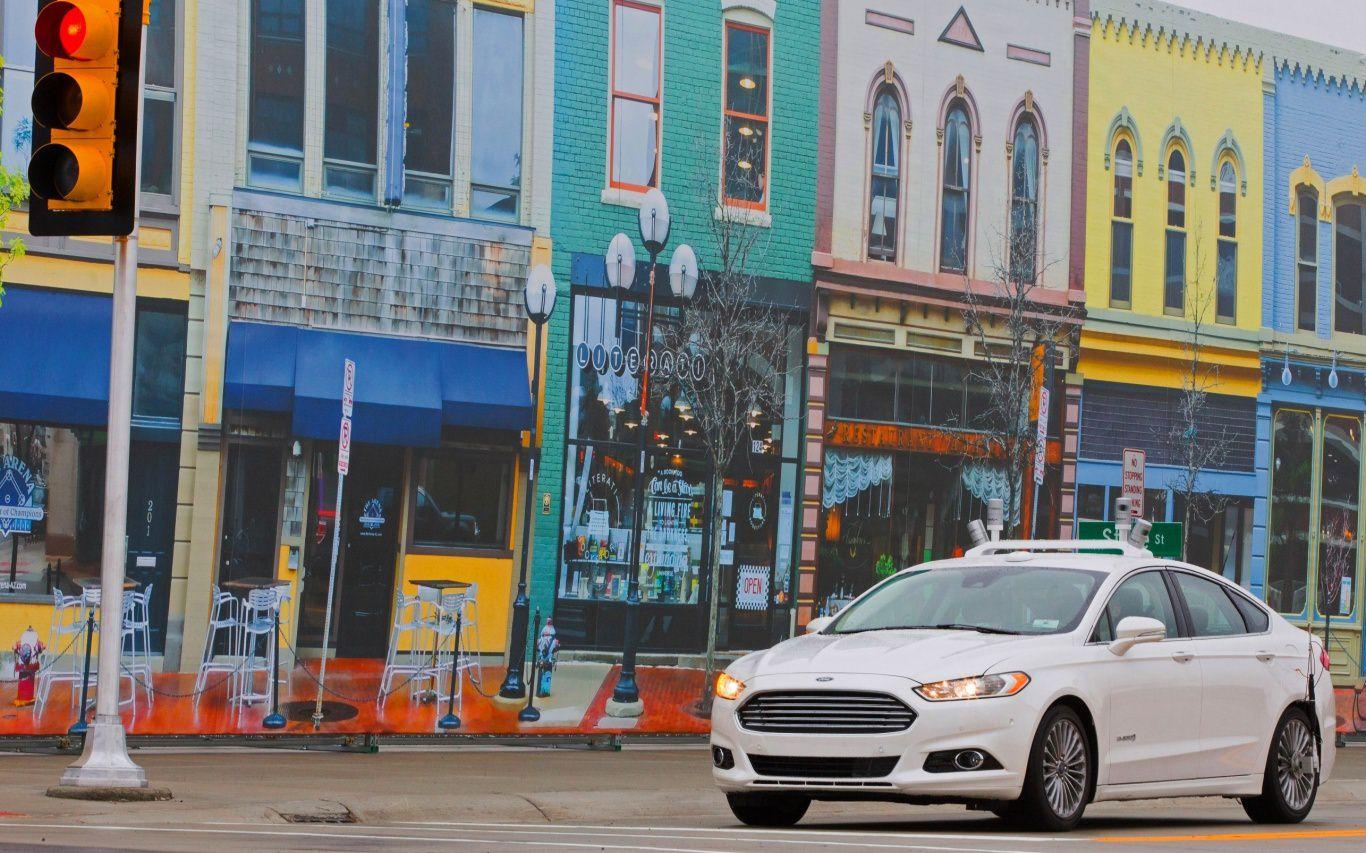 Ottawa develops autonomous-vehicle test facility
