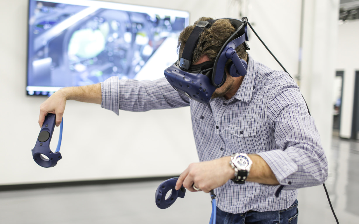 Ford moves design into virtual reality