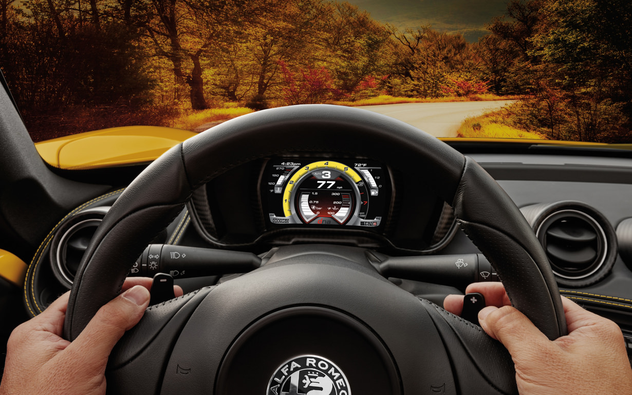 Limited edition Alfa Romeo 4C Spider launches 2020 models